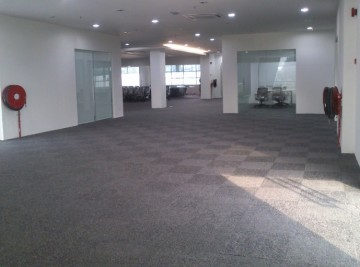 Mazda Malaysia Office Carpet Project